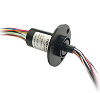 MOS series electric slip ring